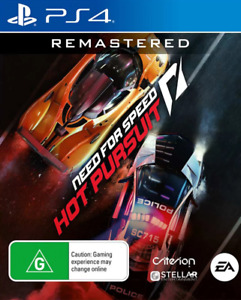 Need for Speed Hot Pursuit Remastered PS4 Game NEW