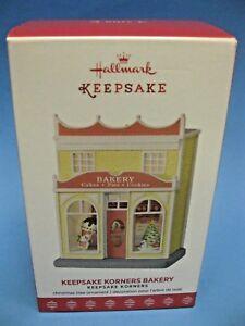image is loading 2017 hallmark ornament keepsake korners bakery house christmas