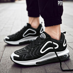 Men-039-s-Air-Sole-Athletic-Sneakers-Air-Cushion-Sports-Running-Shoes-Breathable