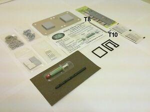 Xbox-360-Hybrid-eXtreme-Uniclamp-RROD-Repair-Kit-w-Tools-eXtras-XClamp-Fix