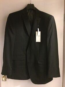 0af3074581e575 Ben Sherman Kings Tailored Slim Fit Wool Blazer / Suit Jacket - Jet ...