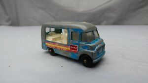 Vintage-1960s-Lesney-Matchbox-Series-No-47-COMMER-Ice-Cream-Canteen-Toy-Truck