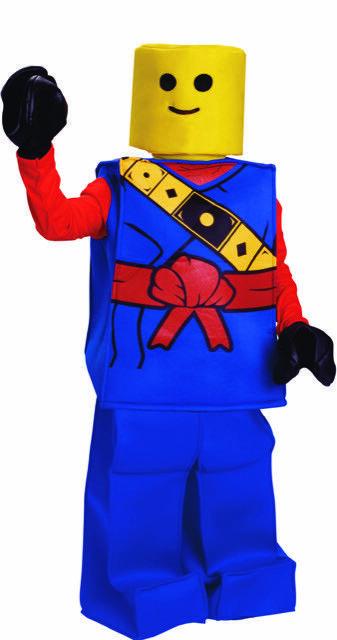 Jay Deluxe Lego Ninjago Movie Blue Ninja Fancy Dress Up Halloween Child Costume