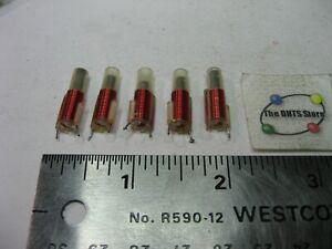 Inductor-Coil-Adjustable-Slug-7-1-4-uH-Used-Pull-Qty-5