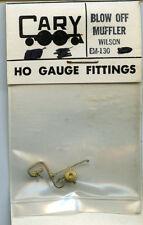 Original Cary HO EM-130 Blow Off Muffler - Wilson - NOS