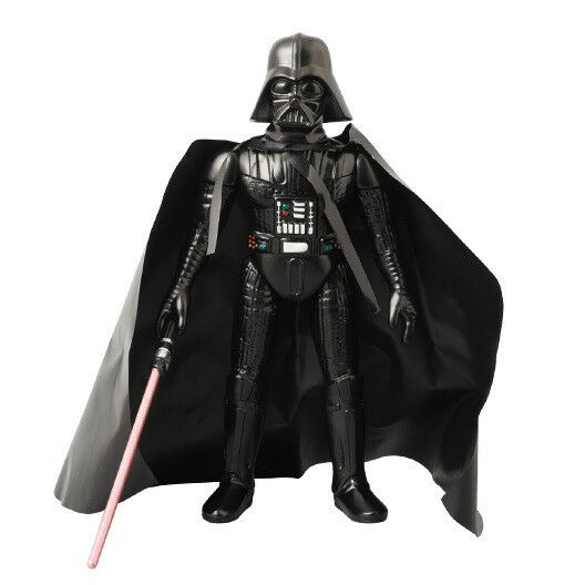 STAR WARS Darth Vader Vintage Sofubi Soft 9.5