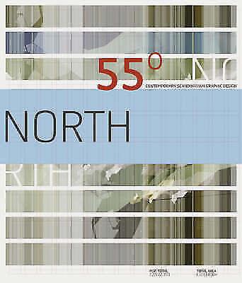 55 Degrees North: Contemporary Scandinavian Graphic Design-ExLibrary