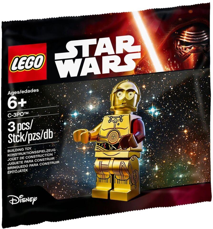 Lego Star Wars, 5002948 C-3PO i uåbnet pose