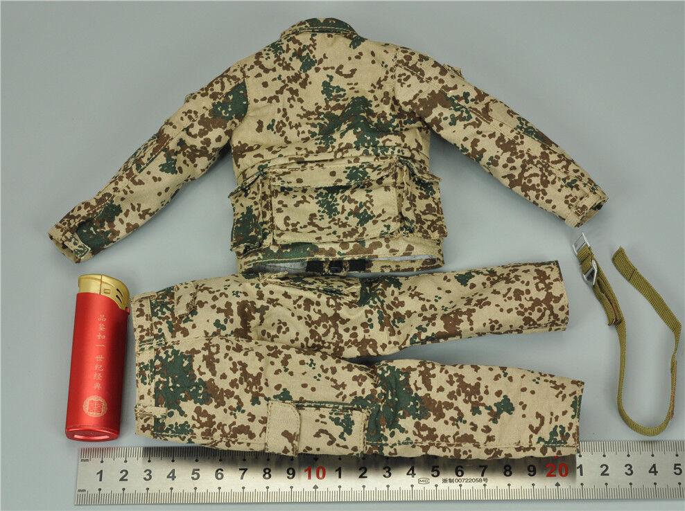 Camouflage Uniform for FLAGSET FLAGSET FLAGSET FS 73009 KSK in Afghanistan - ASSAULTER 1 6 New faf953