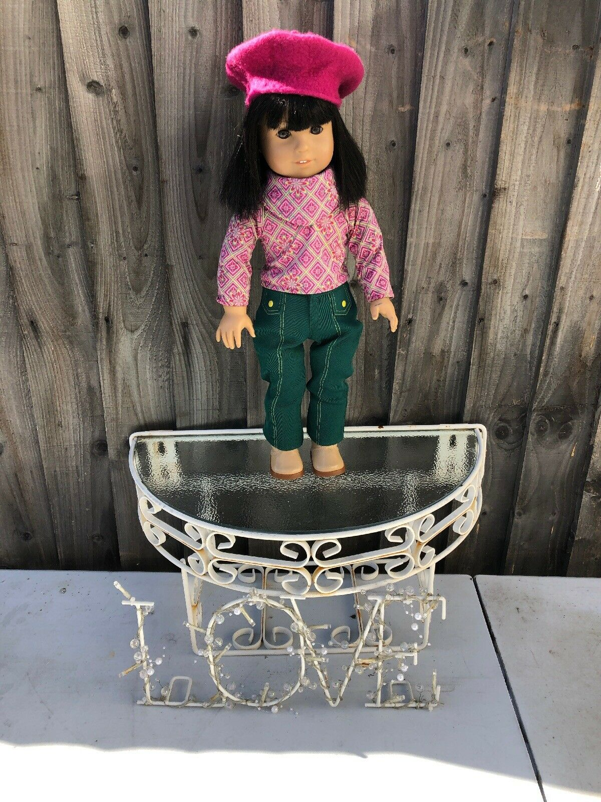 American Girl Bambola Ivy LING (doll)