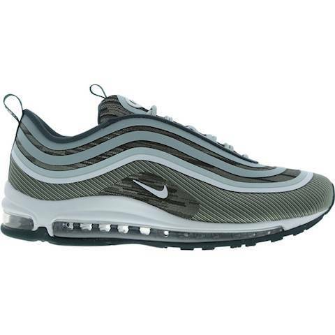 Womens Nike Air Max 97 Ultra 17 - 918356 302 - Grey Green White Trainers