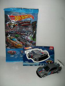 Hot Wheels Mystery models bmw m3 gt2 nuevo