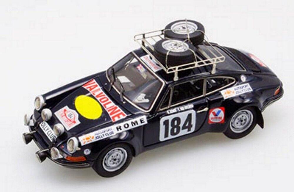 Kit Porsche 911 S Rally Montecarlo 1973 - Arena Models kit 1 43