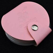 Stamping Nail Art DIY Image Plate Template Holder Case Bag Stamp Organizer