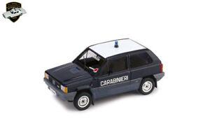 FIAT-PANDA-4X4-1983-Voiture-Carabinieri-Italia-Gendarmrie-1-43-BRUMM-R471