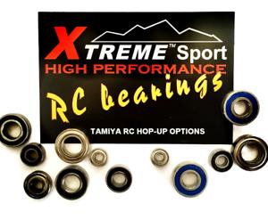 TAMIYA-RC-rodamientos-RISING-FIGHTER-58043-completo-Cojinete-Hop-Up-Kit-Reino-Unido-Vendedor