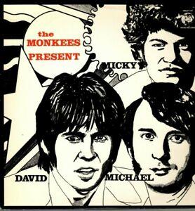 The-Monkees-Vinyl-LP-Rhino-Records-1985-RNLP-147-Present-Near-Mint