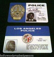Pete Malloy Adam 12 70's Tv Show ID Card Replica