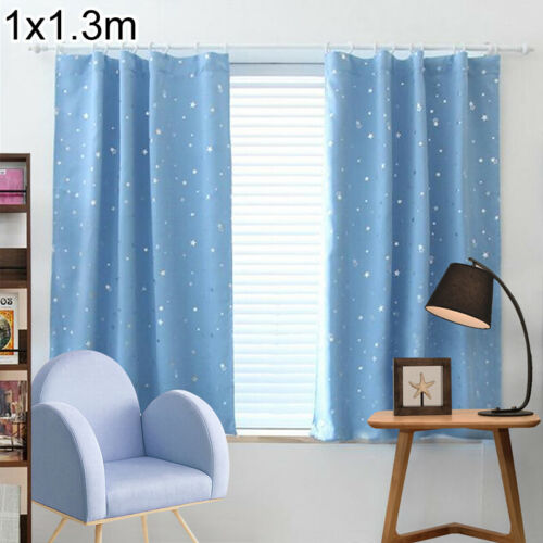 Home Furniture Diy Curtains Drapes Window Blackout Curtains Room Thermal Insulated Kids Boy Girls Bedroom Decor Uk Bortexgroup Com