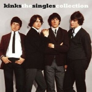 The-Kinks-The-Singles-Collection-CD-25-TRACKS-Soft-Rock-BEAT-POP-BEST-OF-NEUF