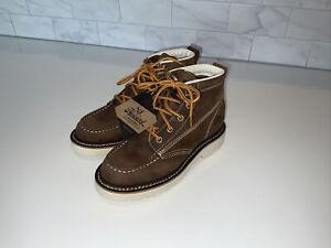 Thorogood Kids Jackson Moc Toe Boot