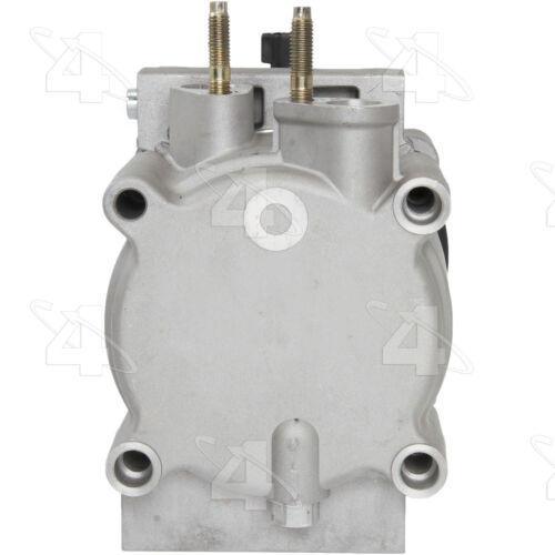 A//C Compressor-New Compressor fits 07-16 Ford E-350 Super Duty 5.4L-V8
