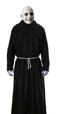 Old Time Creepy Uncle Fester Addams Family Costume Fancy Dress Halloween Small//M