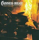 If You Can't Stand the Heat, Get out of the Kitchen: Live in Concert by Canned Heat (CD, Mar-2014, 2 Discs, Blues Boulevard)