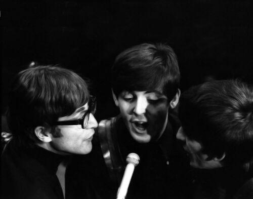 "The Beatles Wall Art Print 8 x 10/"""