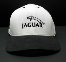 Official Jaguar Car Brand Racing Snapback Hat RARE FAST FREE SHIPPING Golf Cap
