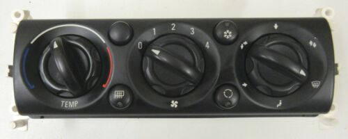 Genuine Used BMW MINI Air Conditioning Control Panel for R50 R52 R53 - 1502214