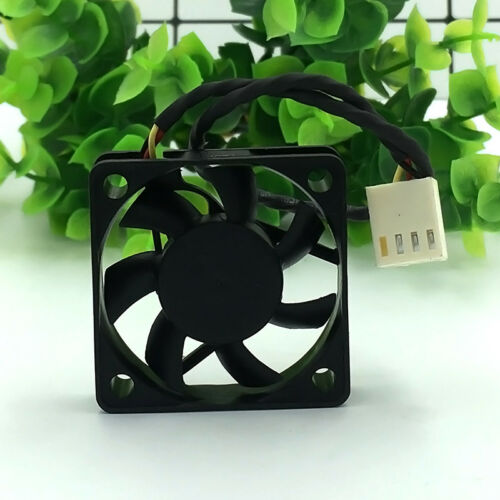 For AVC DS04010B12H Fan 12v 0.11A 3pin 40*40*10mm