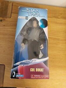 "Playmates Star Trek Warp Factor Series 9"" Action Figure Gul Dukat (RARE)"