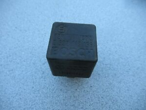 BOSCH 0 332 204 159  Multi Purpose Relay   C#C17