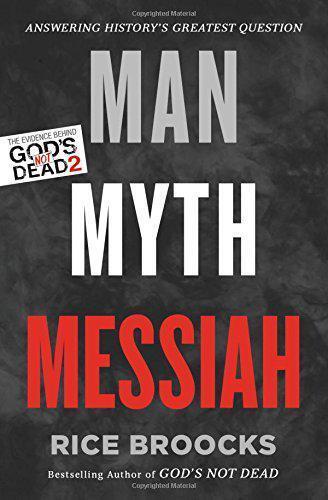 Man, Myth, Messiah von Rice Broocks, Neues Buch, Gratis & , (Taschenbuch)