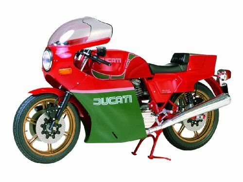 Tamiya 1  12 Motorcycle nr.19 Ducati 900 Mike Hailträ Replica 14019 japan