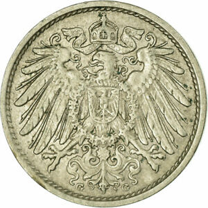 737033-Muenze-GERMANY-EMPIRE-Wilhelm-II-10-Pfennig-1912-Karlsruhe-SS