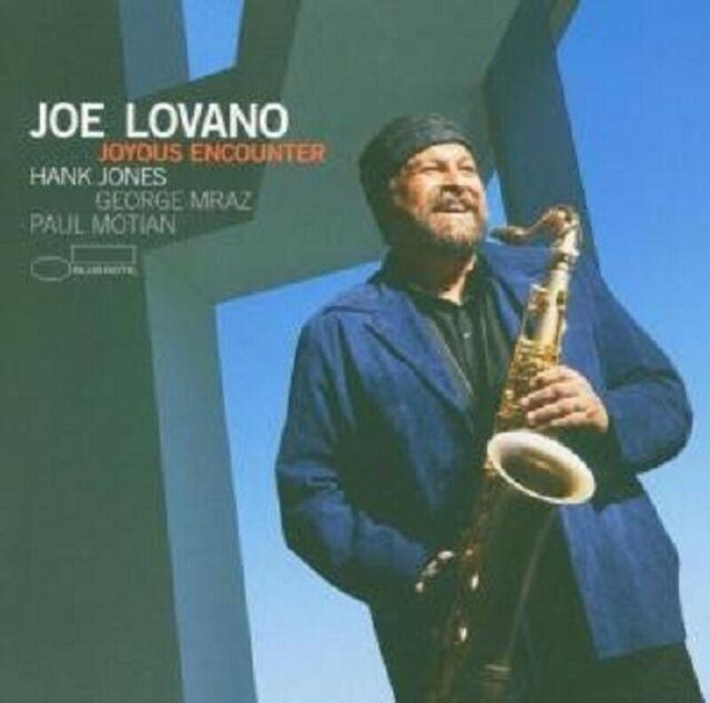 """JOE LOVANO """"JOYOUS ENCOUTER"""" CD NEW"""