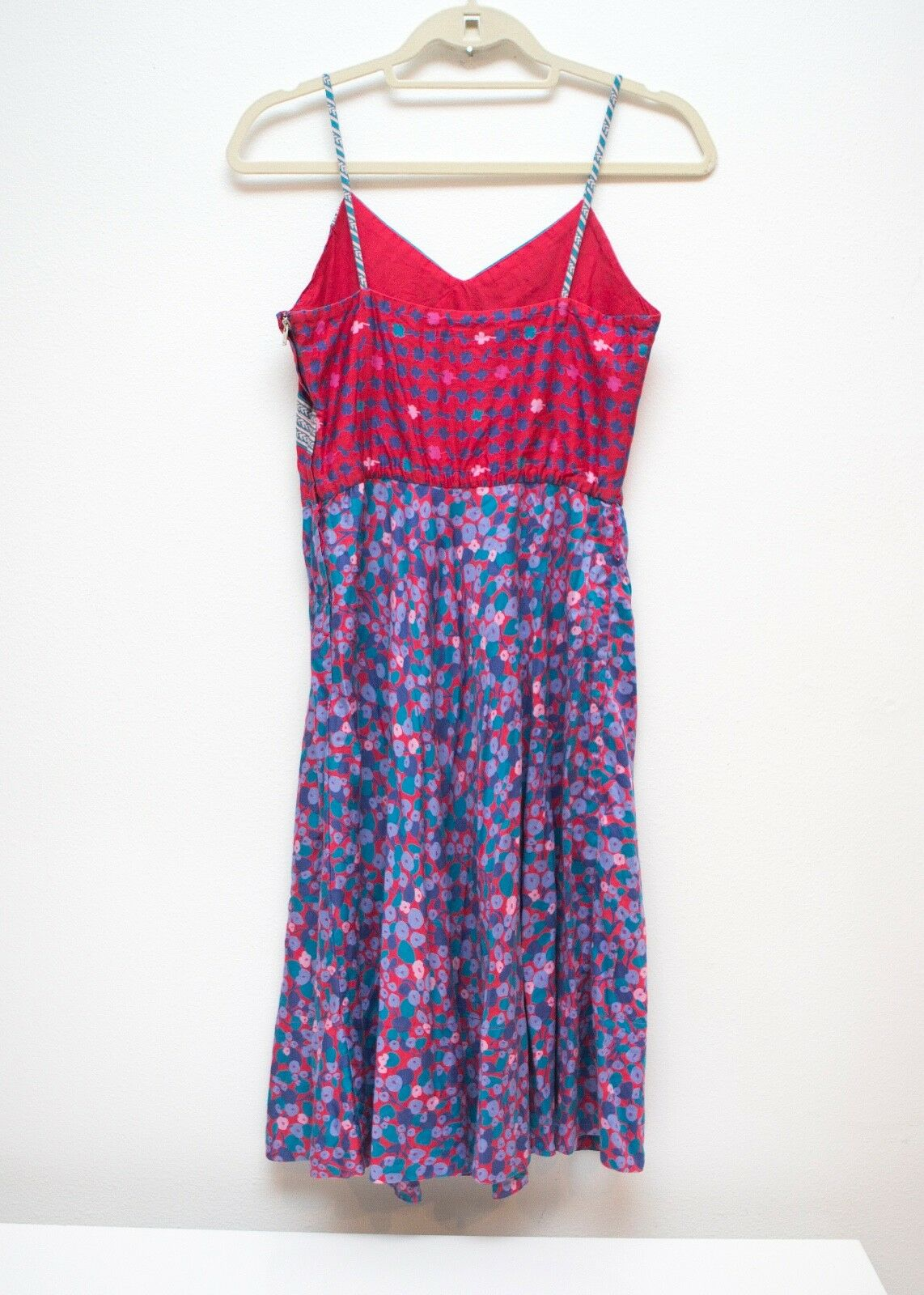 Marc by Marc Jacobs- Floral Fit & Flare Flare Flare Cotton Dress Sz 2 b06ac4
