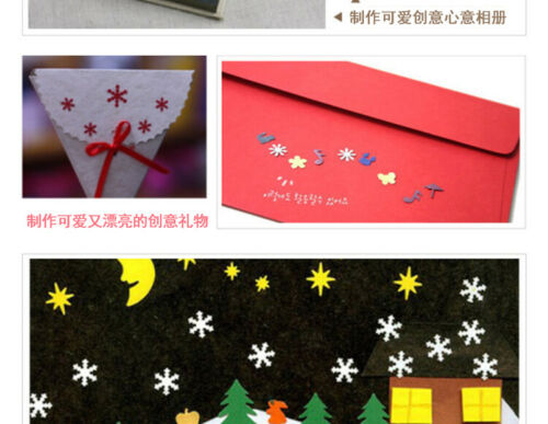 DIY Mini Paper Punch Scrapbooking Card Embossing Craft Manual Die Cutter Puncher