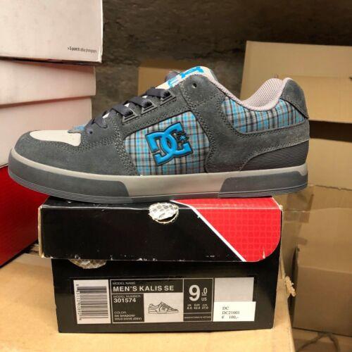 VTG NOS 2008 DC Shoes Josh Kalis JK7 Pro Model Skate Shoes Size 9 12 13