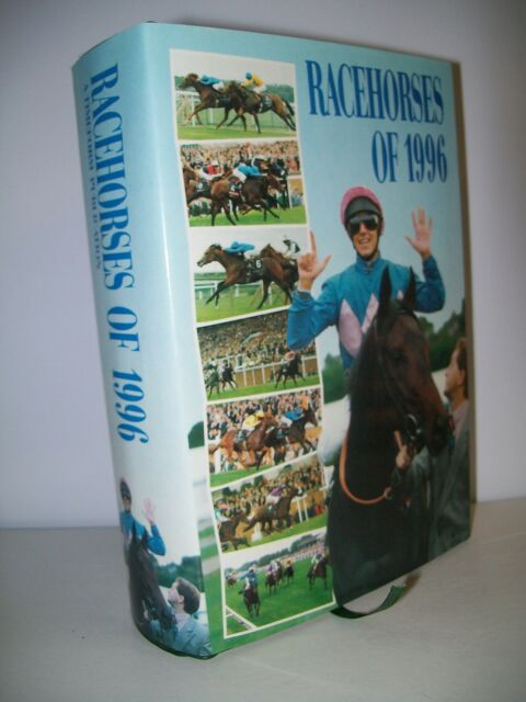 Racehorses of 1996 by Timeform (Hardback, 1997)