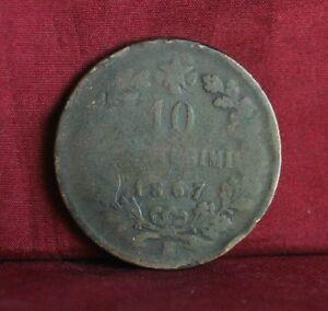 1867 vittorio emanuele coin value