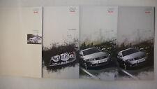 Prospekt Audi  A3, 5.2003, 56 Seiten + 52 Seiten  Details + Preisliste in Mappe