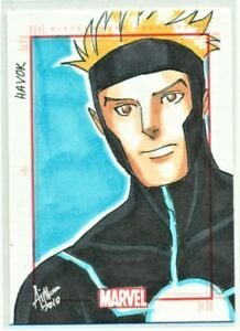 2010-70-YEARS-of-MARVEL-COMICS-HAVOK-SKETCH-CARD-by-IRMA-AHMED-1-1