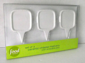 Signs-Ceramic-Labels-Cheese-Markers-Erasable-Pen-White-Herbs-Pie-Food-Network-3