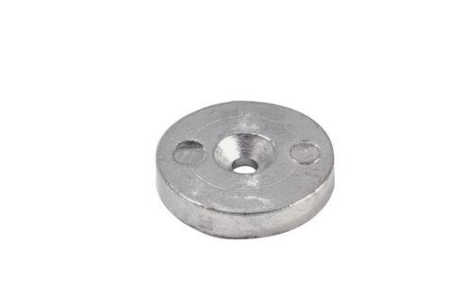 "FRIGOBOAT ZINC ANODE 1-23//64IN CAM E51525 KEEL COOLER WATER FILTER 1.38/"" DIAM"