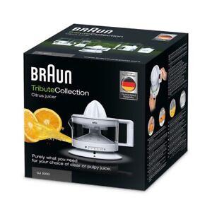 Braun électrique Agrumes Juicer Presse Presse 350 ml, 20 W