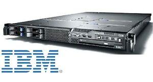 978-IVA-Server-1U-IBM-System-x3550-2x-Xeon-4C-2-83GHz-16GB-4x600GB-SAS-RAID5-6