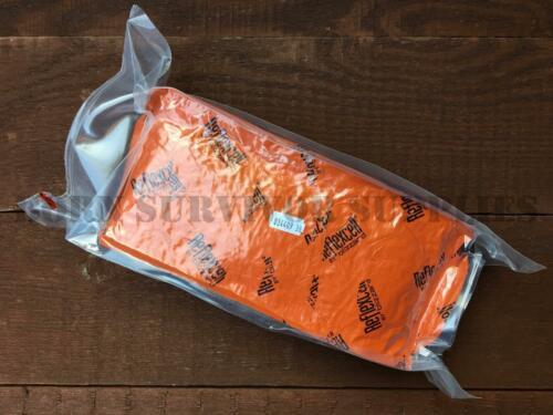 Orange Emergency Sleeping Bivi Shelter NATO hameçons Blizzard Survival Bag BPS-11